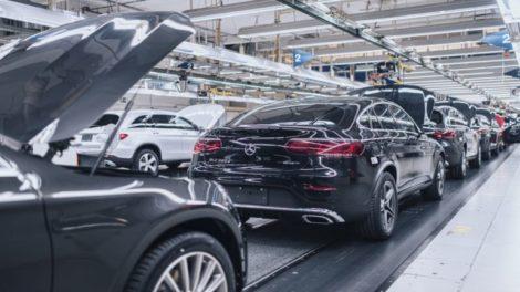 Neue Generation Mercedes-Benz GLC und GLC Coupé