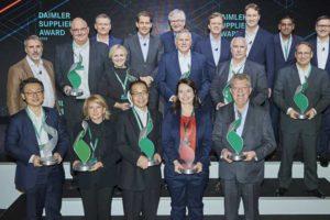 Preisträger des Daimler Supplier Award 2020