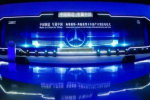Die Daimler Truck AG und Foton produzieren bald Mercedes-Benz Lkw in China für China.