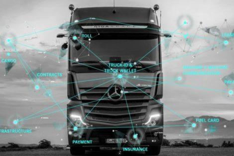 Daimler Trucks Digitalisierung Truck-ID