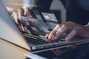 Daten werden für Unternehmen wichtiger, zeigt eine Bitkom-Studie. Bild: tippapatt via Adobe Stock