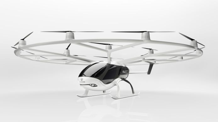 Volocopter Series C