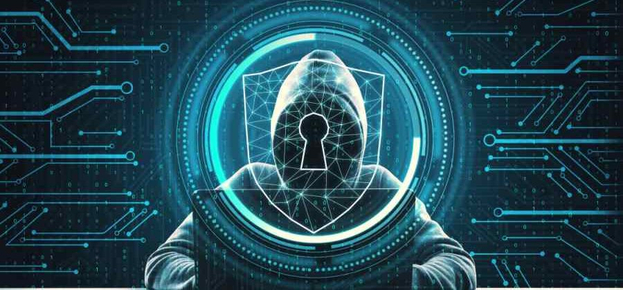 IDC Studie Hacker mit Hoodie