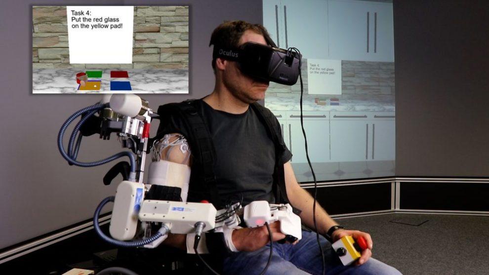 Ein Forschungsansatz im Projekt EXPECT ist der Einsatz von Computerspielen. Bild: DFKI