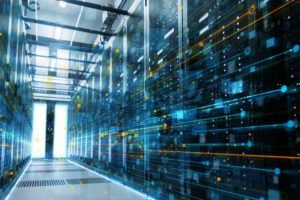 Digitalbranche steigert Umsatz nach Bitkom-Prognose Serverraum