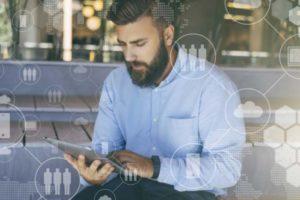 Digitalisierungs-Schub aufgrund der Coronakrise bei drei Viertel der größeren Unternehmen in Deutschland