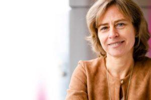 Dominique Leroy übernimmt ab 1. November 2020 den Posten Vorstand Europa bei der Telekom. Bild: Deutsche Telekom