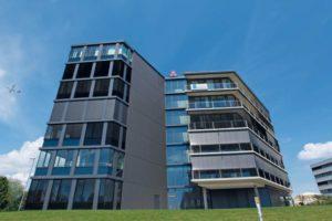 Doubleslash Hauptsitz Friedrichshafen