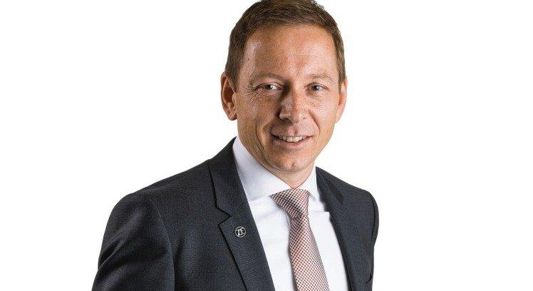 Dr. Martin Fischer, ZF Vorstand