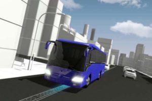 """""""Electroad"""" hat die EnBW dieses Bild genannt – ein Kofferwort bestehend aus """"Electric"""" und """"Road""""."""