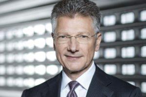 Dr. Elmar Degenhart, derzeit noch Vorstandsvorsitzender bei der Continental AG