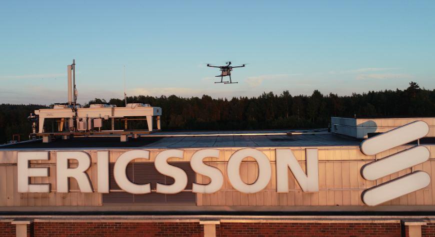 Ericsson 5G Basisstation Texas