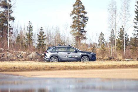 Ericsson Unikie automatisiertes Parken