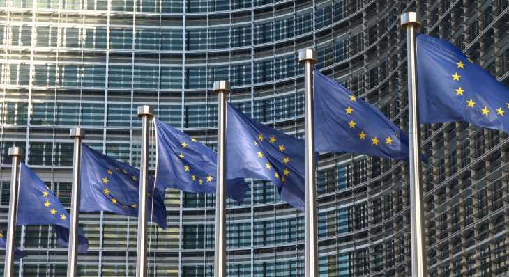 Die EU-Kommission in Brüssel hat eine neuen Industrie-Strategie vorgelegt.