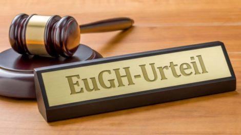 EuGH-Urteil Hammer Zerbor Adobe Stock