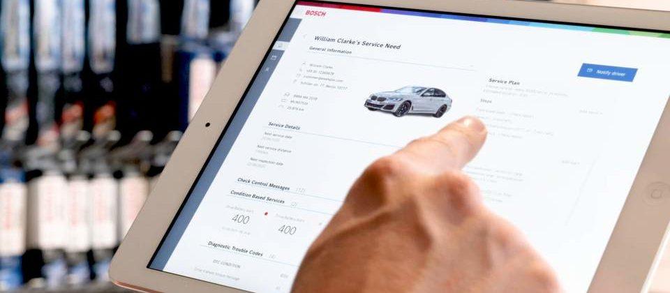 FNOS Bosch BMW