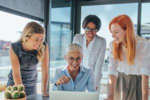 Frauen in Führungspositionen sind noch immer die Ausnahme. bernardbodo/stock. adobe.com