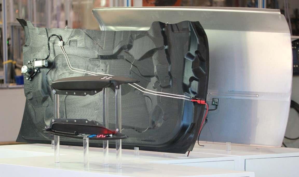 Smart Door: Individualisierung und Funktionserweiterung in der Automobilindustrie.