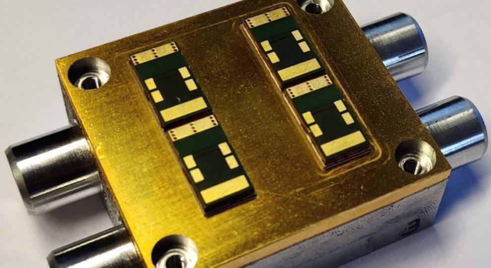 Wechselrichter für Elektroautos.