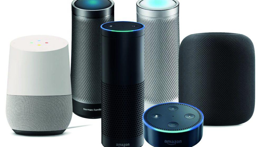 Microsoft, Apple, Samsung, Amazon – die Riesen der Branche tüfteln derzeit alle an ihren Sprachassistenten. Bei immer mehr Geräten, vom Kühlschrank bis zum Auto, ist der eingebaute Sprachassistent inklusive.