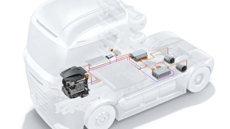 Fuel Cell Power Module von Bosch