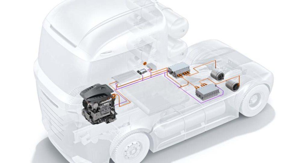 Fuel Cell Power Module von Bosch