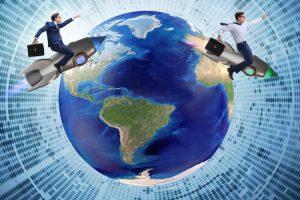 Industrieländer Globalisierung