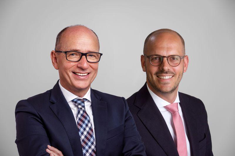 Volker Sauerborn & Sven Eisfeld Hellmann Logistics