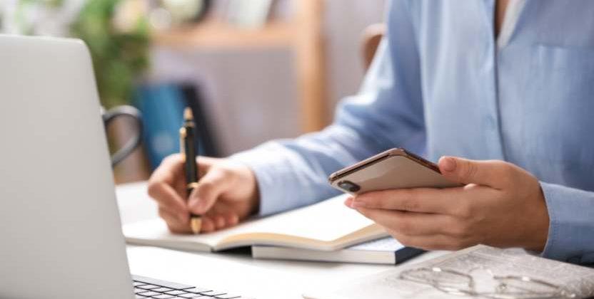 Homeoffice Linkedin-Studie New Work