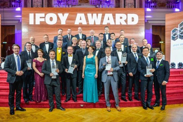 Gewinner des IFOY Awards 2019