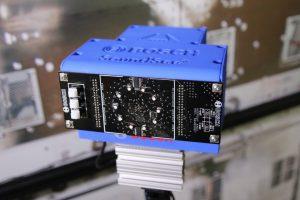 Durch maschinelles Lernen kann ein Roboter auf der ISS feine akustische Spuren analysieren.
