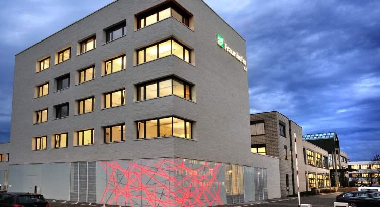 Fraunhofer-Institut für Lasertechnik Aachen Außenansicht