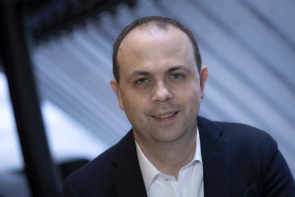 Jochen Hermann übernimmt ab 1. August den CTO-Posten bei AMG. Bild: Daimler AG