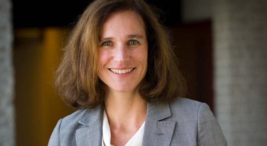 Judith Wiese wurde zur Arbeitsdirektorin der Siemens AG bestellt