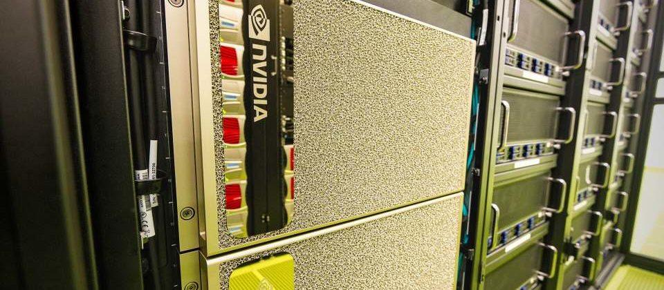 Neue Computersysteme nVidia KIT KI Künstliche Intelligenz