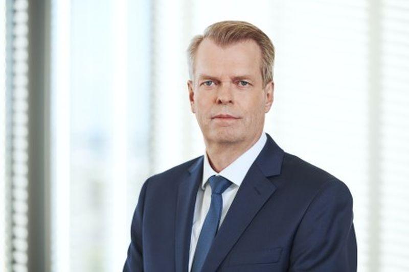 Dr. Klaus Keysberg Konzernvorstand der thyssenkrupp AG