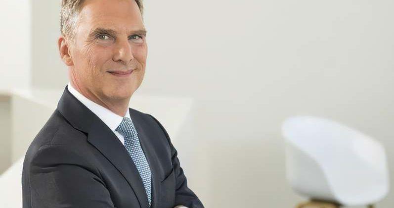 Dr. Klaus Patzak, Finanzvorstand der Schaeffler AG