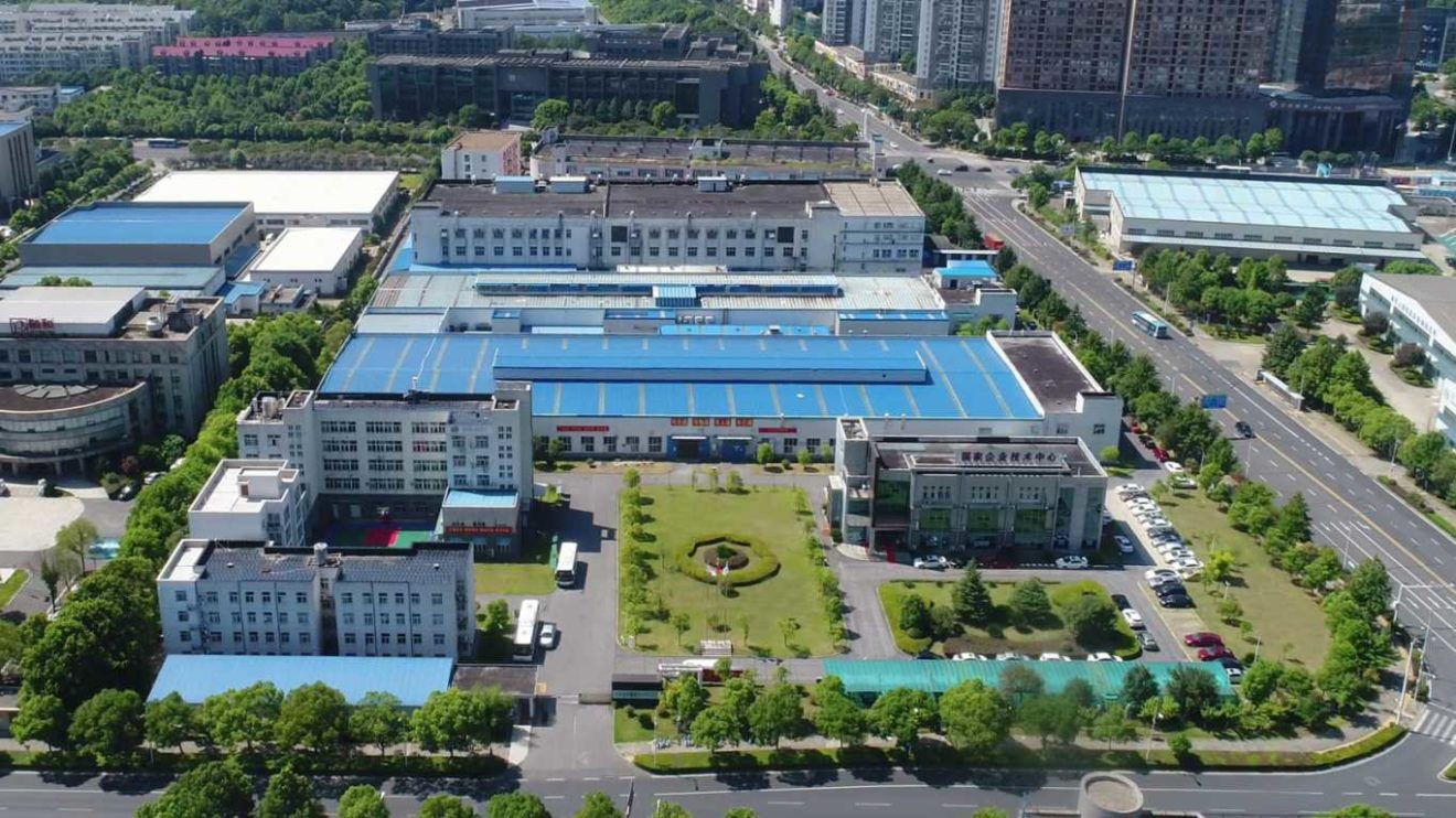 Shanshan Der Standort Lu Gu in Hunan, China