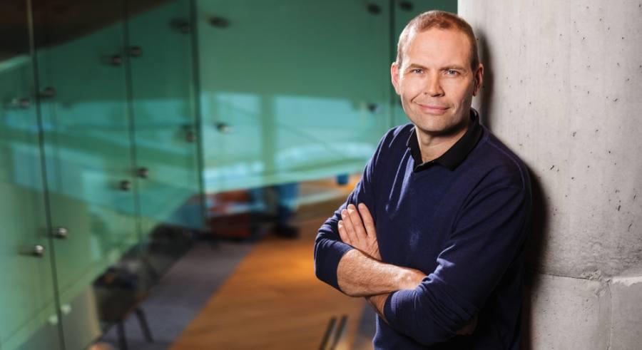 Magnus Östberg, Chief Software Officer, Mercedes-Benz