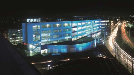 Die Mahle-Hauptverwaltung in Stuttgart. Der Konzern will die Entwicklung der Brennstoffzelle vorantreiben.