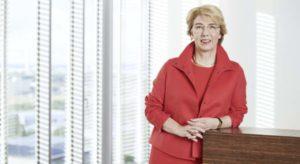 Thyssenkrupp-CEO Martina Merz will das Unternehmen umstrukturieren