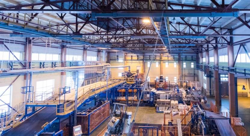 Maschinenbau-Barometer Q4/2020: Branche blickt leicht optimistisch auf 2021. Bild: Ivan Traimak