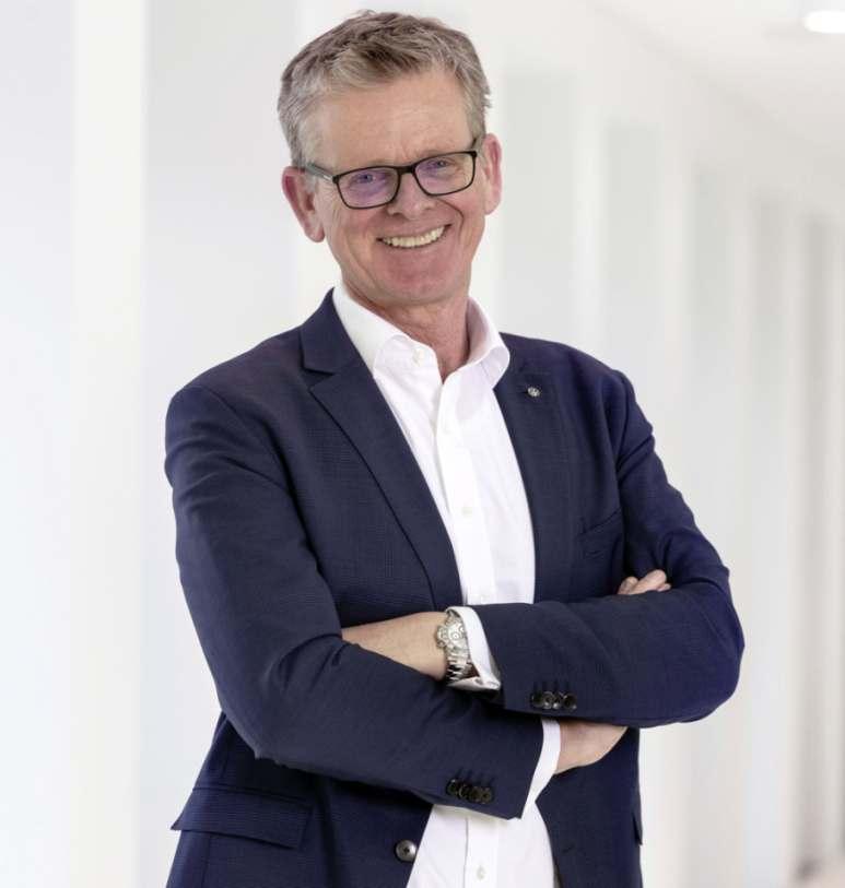 Dr. Matthias Rabe wird neuer Vorstand Technische Entwicklung bei Bentley