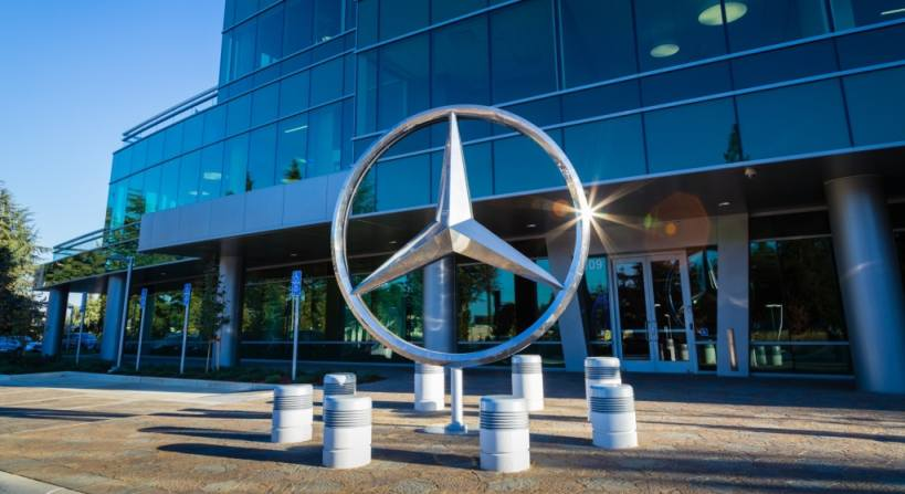 Mercedes Benz Research and Development Center in Sunnyvale
