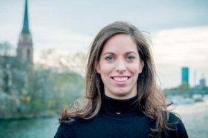 Christina Kraus ist Mitgründerin des Multi-Cloud-Unternehmens Meshcloud. Bild: CLDES