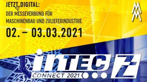 Banner für die Veranstaltung Intec/Z digital
