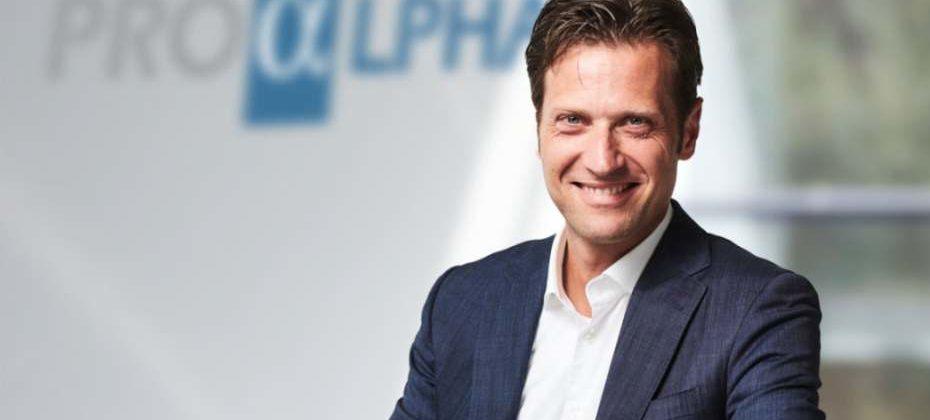 Übernimmt den Posten des CSO bei Proalpha: Michael T. Sander.