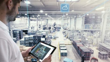 Nexeed Industrial Application System von Bosch Connected Industry
