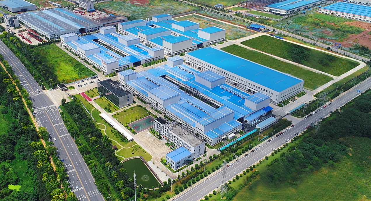Shanshan Standort Ning Xiang in Hunan, China