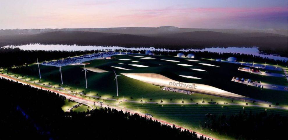 Siemens und Northvolt kooperieren